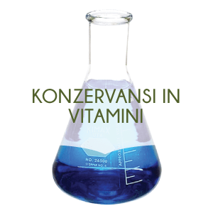 Konzervansi in vitamini